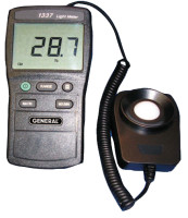 General Tools Wide Range Digital Light Meters